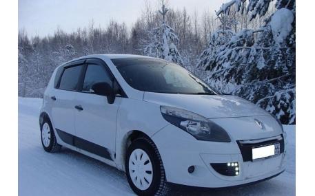 Дефлекторы окон Renault Scenic