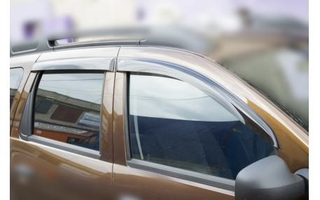 Дефлекторы окон Renault Duster