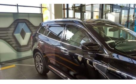 Дефлекторы окон Renault Koleos