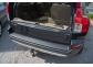 Накладка на задний бампер Volvo XC90