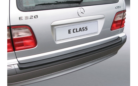 Накладка на задний бампер Mercedes E-class W210