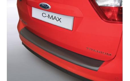 Накладка на задний бампер Ford C-Max