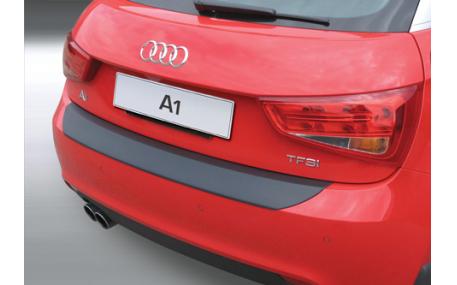 Накладка на задний бампер Audi A1
