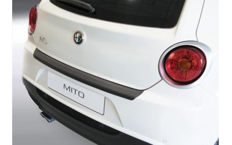 Накладка на задний бампер Alfa Romeo MiTo
