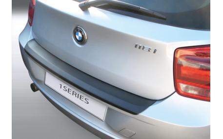 Накладка на задний бампер BMW F20