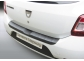Накладка на задний бампер Renault Sandero