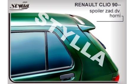 Спойлер Renault Clio