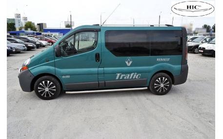Дефлекторы окон Renault Trafic