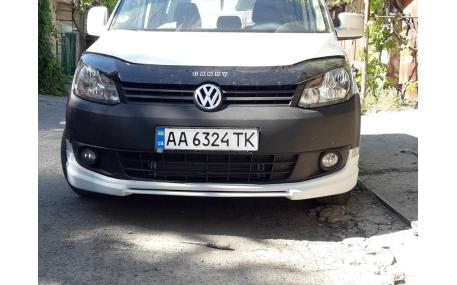 Накладка передняя Volkswagen Caddy