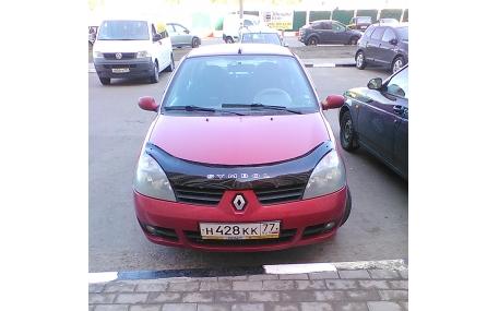 Дефлектор капота Renault Symbol
