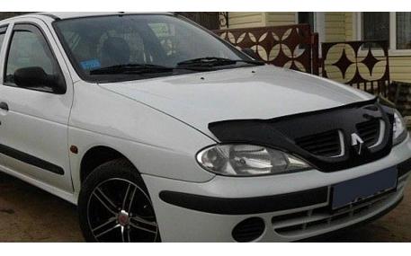 Дефлектор капота Renault Megane