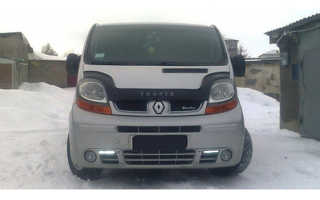 Дефлектор капота Renault Trafic