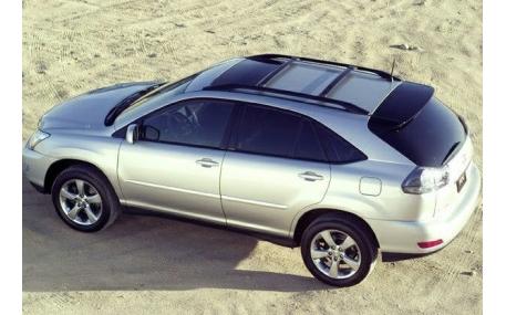Рейлинги Lexus RX