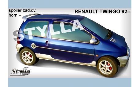 Спойлер Renault Twingo