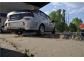 Бампер задний Chevrolet Aveo T250