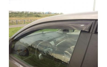 Дефлекторы окон Subaru XV