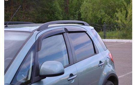 Дефлекторы окон Suzuki SX-4