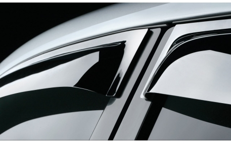 Дефлекторы окон Chevrolet Aveo T255