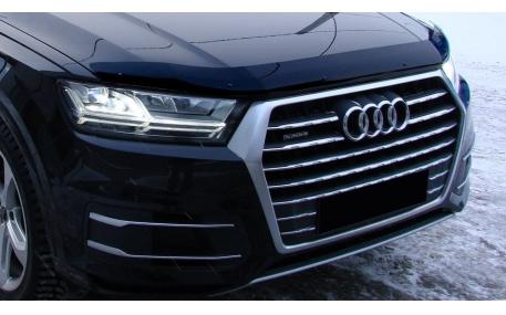 Дефлектор капота Audi Q7