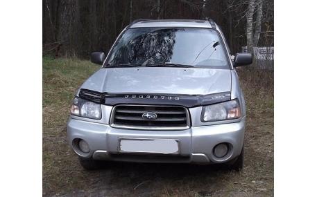 Дефлектор капота Subaru Forester
