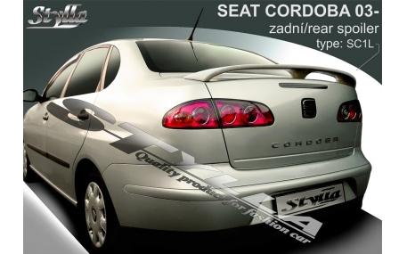 Спойлер Seat Cordoba