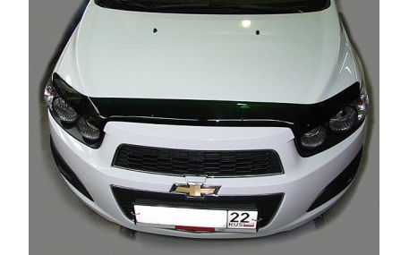 Дефлектор капота Chevrolet Aveo T300