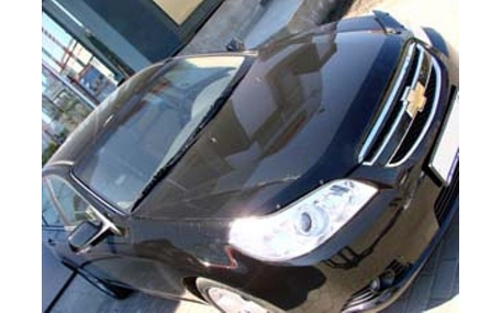 Дефлектор капота Chevrolet Epica