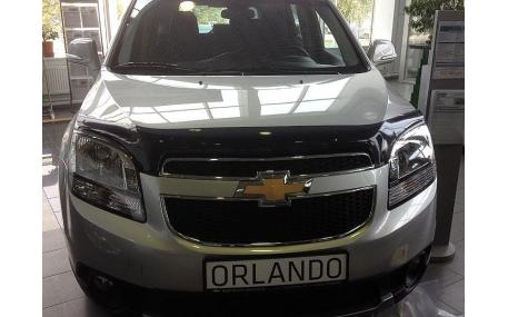 Дефлектор капота Chevrolet Orlando
