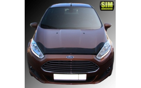 Дефлектор капота Ford Fiesta