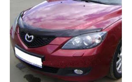 Дефлектор капота Mazda 3