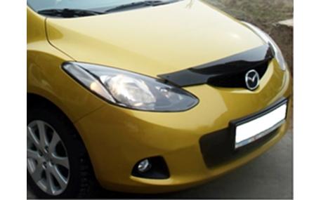 Дефлектор капота Mazda 2