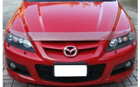 Дефлектор капота Mazda 6