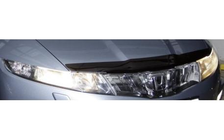 Дефлектор капота Honda Civic 5D