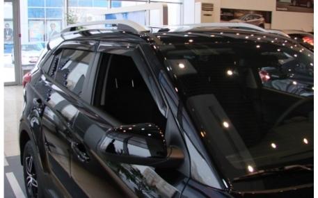 Дефлекторы окон Hyundai Creta