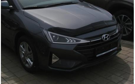 Дефлектор капота Hyundai Elantra AD