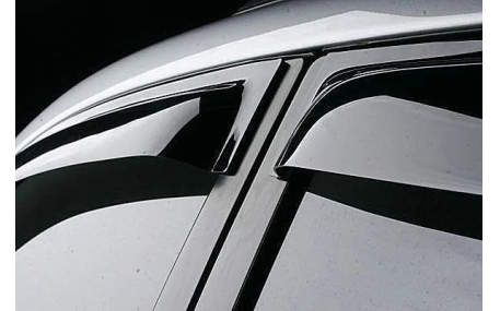 Дефлекторы окон Hyundai Sonata DN8