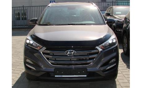 Дефлектор капота Hyundai Tucson