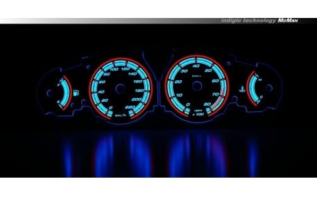 Шкалы приборов Fiat