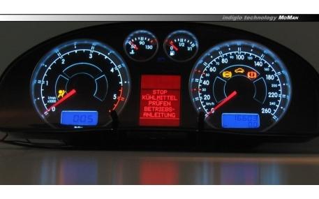 Шкалы приборов Ford Galaxy