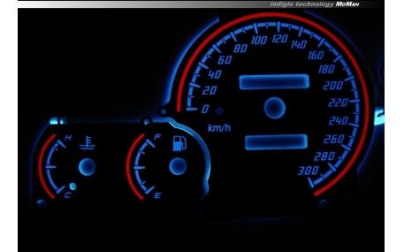 Шкалы приборов Nissan Skyline R33