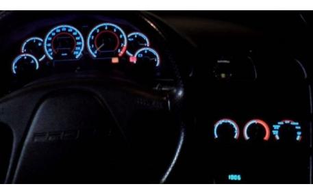 Шкалы приборов Ford Probe