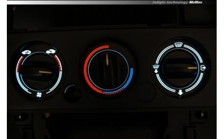 Шкалы приборов Peugeot 306