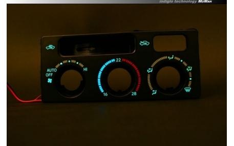 Шкалы приборов Toyota Avensis