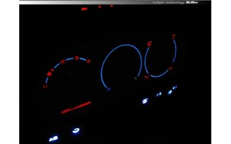 Шкалы приборов Volkswagen Passat B4