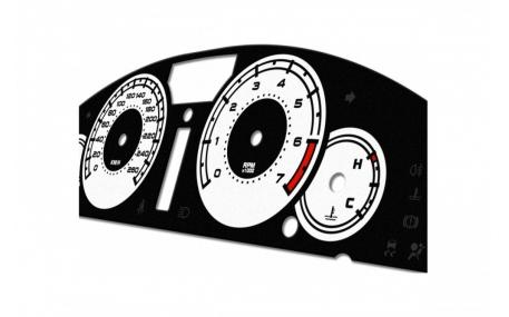 Шкалы приборов CHRYSLER 300C