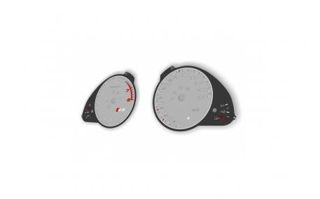 Шкалы приборов AUDI S5
