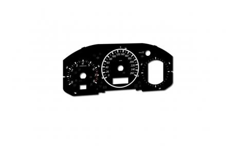 Шкалы приборов Mazda 6