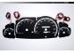 Шкалы приборов Opel Omega