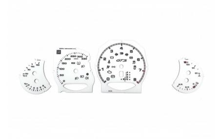 Шкалы приборов Porsche Panamera