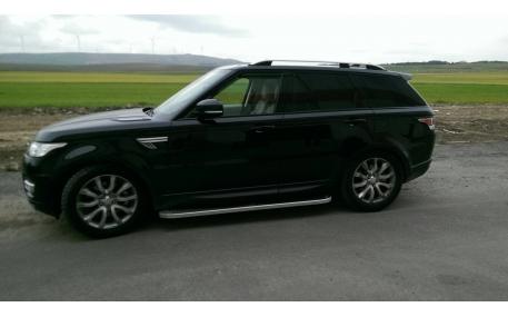 Рейлинги Range Rover Sport